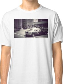 Beverly Hills - Taxi - Wilshire Boulevard Intersection Classic T-Shirt