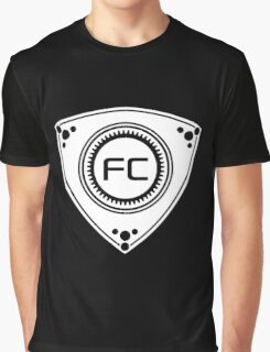 FC Rotary design Graphic T-Shirt