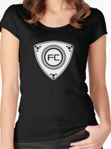 FC Rotary design Women's Fitted Scoop T-Shirt
