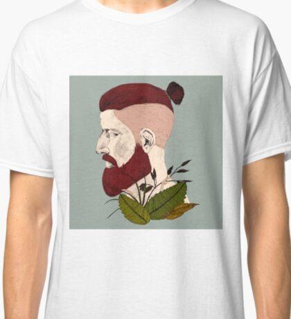Manbun Classic T-Shirt