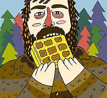 Bear Gerhardt by Finn Wolfe