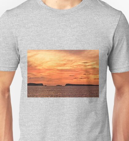 San Antonio Sunset Unisex T-Shirt