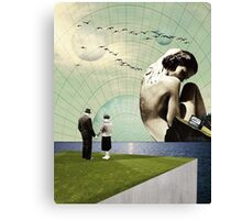 As Seen On TV Canvas Print