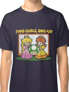 2 Girls, One-Up Classic T-Shirt