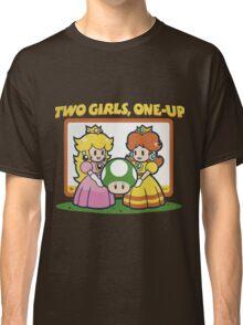 2 Girls, One-Up Classic T-Shirt