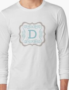 D Well Long Sleeve T-Shirt