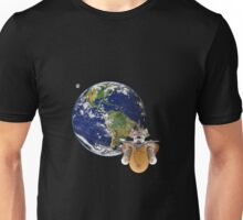Endeavour space shuttle launched! Unisex T-Shirt