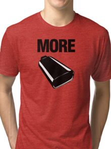 Even More Cowbell Tri-blend T-Shirt