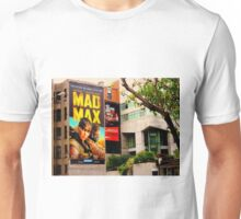 The Future Belongs to the MAD:  MAD MAX Unisex T-Shirt