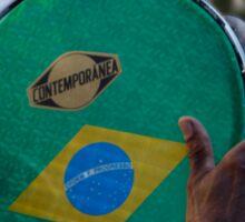 Meu Brasil brasileiro Sticker