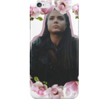 The 100 - Octavia - Flowers iPhone Case/Skin