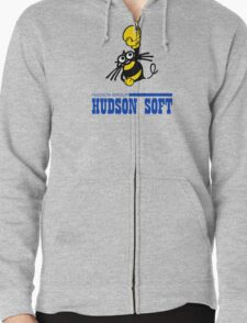 Hudson Soft Boxing Bee Logo T-Shirt
