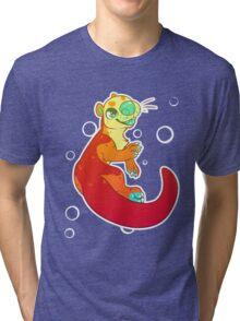 Otterly Amazing! Tri-blend T-Shirt