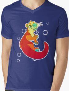Otterly Amazing! Mens V-Neck T-Shirt