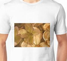 Hydrangea Petals - Macro  Unisex T-Shirt
