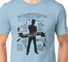 Stefan Salvatore Quote Tee Unisex T-Shirt
