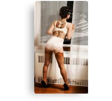 To Her, TK-421 was not just another clone. Canvas Print