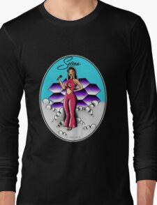 Selenas Pinup girl Long Sleeve T-Shirt
