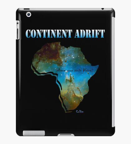 Continent Adrift iPad Case/Skin