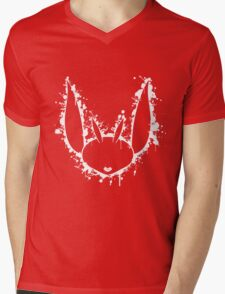 Ori And The Blind Forest, Ori stencil Mens V-Neck T-Shirt