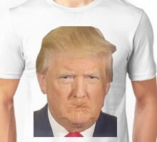Trumps mouth is actually a butthole Unisex T-Shirt
