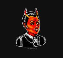 Halloween Flash   Devil Gent Unisex T-Shirt