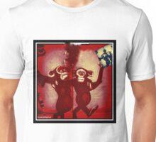 monkey my  art work 15  Unisex T-Shirt