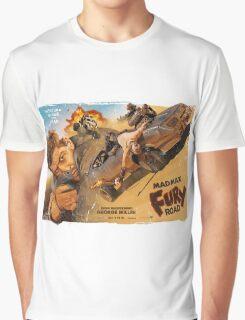 Mad Max Fury Road Graphic T-Shirt