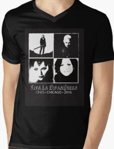 Once Upon A Time SwanQueen Convention Mens V-Neck T-Shirt