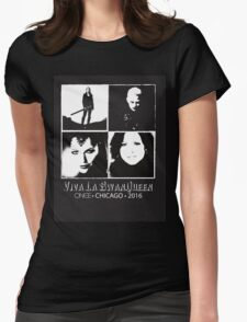 Once Upon A Time SwanQueen Convention Womens Fitted T-Shirt