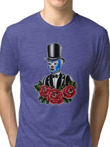 Blue Demond Gent Tri-blend T-Shirt