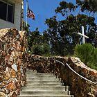 Sunday Stairway by Heather Friedman