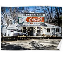 Rabbit Hash Store-Front View Poster