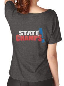 state champs Women's Relaxed Fit T-Shirt
