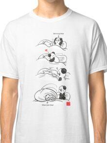 Morning Bear Classic T-Shirt