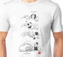 Morning Bear Unisex T-Shirt