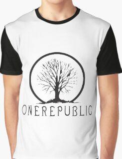 One Republic tree Graphic T-Shirt