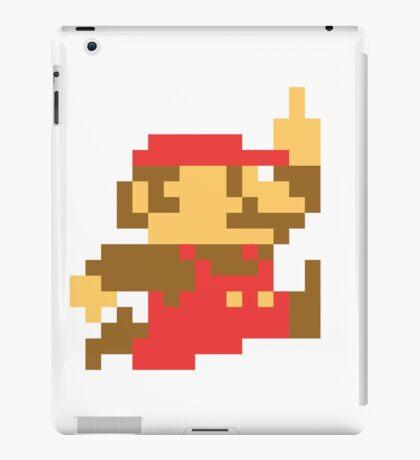 Rude Mario iPad Case/Skin