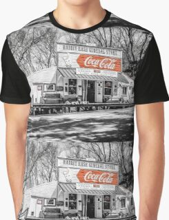 Rabbit Hash Store-Front View SC Graphic T-Shirt
