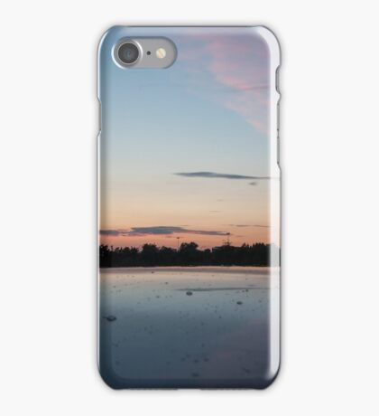 roof reflection iPhone Case/Skin
