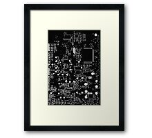 Circuits Framed Print