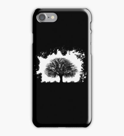 Contrast iPhone Case/Skin