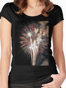 It's The Fourth!! Women's Fitted Scoop T-Shirt