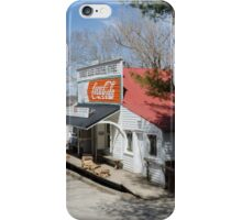 Rabbit Hash Store-Front View Angle iPhone Case/Skin