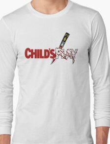 CHILD'S PLAY 1988 (SERIES 2) Long Sleeve T-Shirt