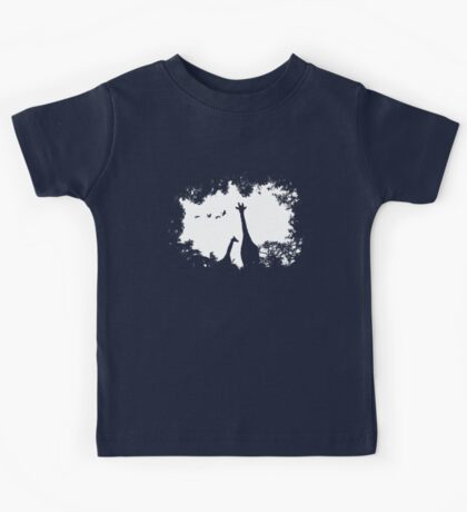 Giraffe Mother and Child Kids Clothes