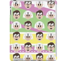 Doc and Marty iPad Case/Skin