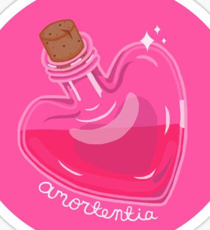 Amortentia Love Potion Sticker