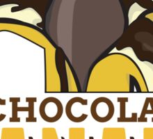 Chocolate Banana Stout Sticker