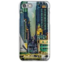Fifty-Seventh Street Fantasy iPhone Case/Skin
